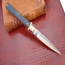 Italian switchblade model antique Prioletta cm 33
