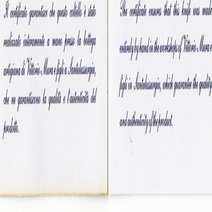 Resolza striata cm 10 Vittorio Mura Santulussurgiu