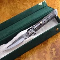 Italian switchblade cm 12 mouflon Lelle Floris