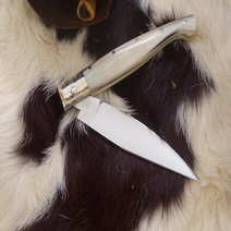 Sardinian traditional knife cm 10 Roberto Monni