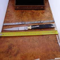 Italian switchblade cm 42 Prioletta Lelle Floris