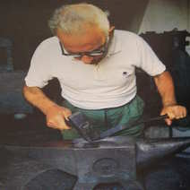 Resolza sarda cm 9 Vittorio Mura