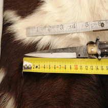 Italian switchblade automatic stiletto 13 cm