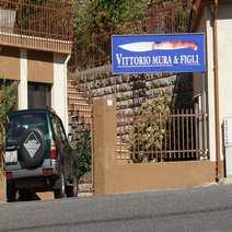 Lussurgesa Vittorio Mura cm 10 muflone di coppia