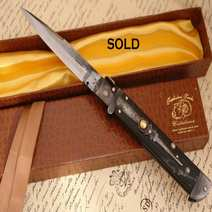 Automatic molise knife cm 12 Lelle Floris
