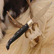 Resolza Pattada cm 12 anello alpacca