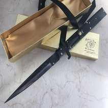 Antique switchblade knife  Lelle Floris cm 16,5 15