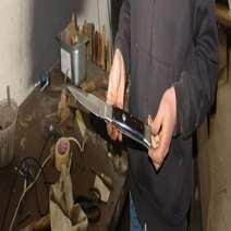 Italian Switchblade stiletto cm 40 Lelle Floris