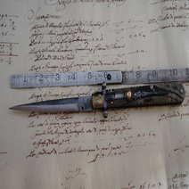 italian switchblade cm 13 by Lelle Flori