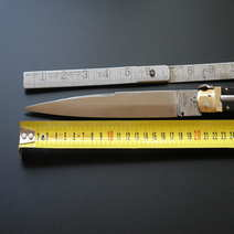 Italian stiletto switchblade cm 42 Lelle Floris
