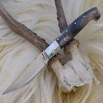Pattada in muflone di coppia cm 10 Augusto Curreli