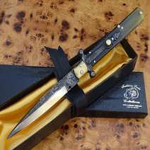 Italian stiletto switchblade cm 13 Lelle Floris