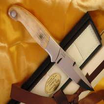 Tore Fogarizzu fixed blade