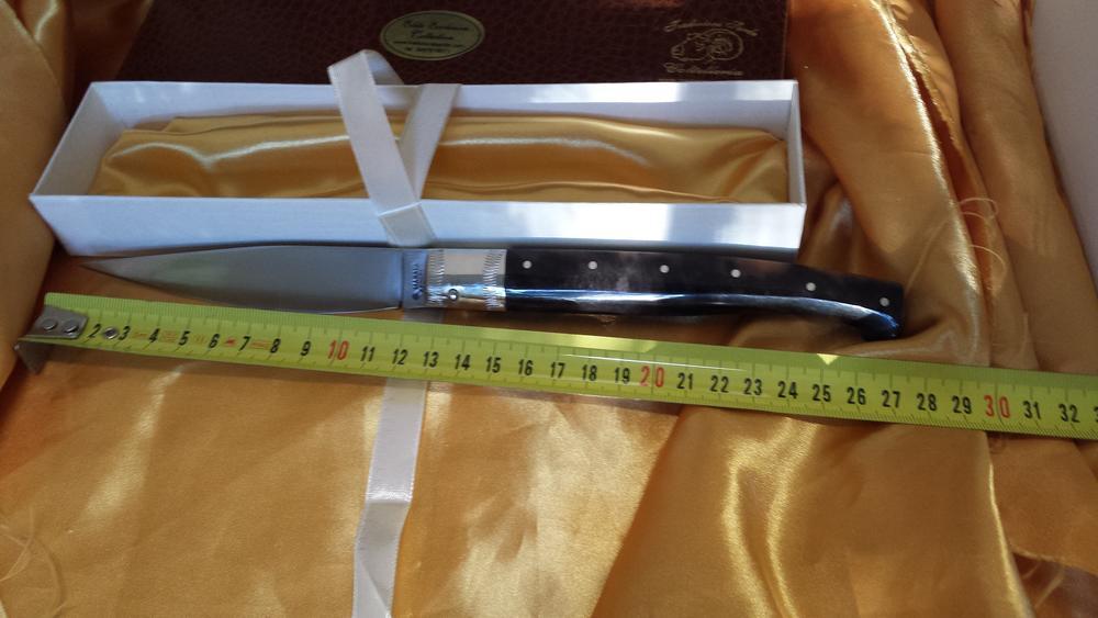 Resolza pattada cm 12 5 in zoccolo di cavallo coltelli - Zoccolo cucina 12 cm ...