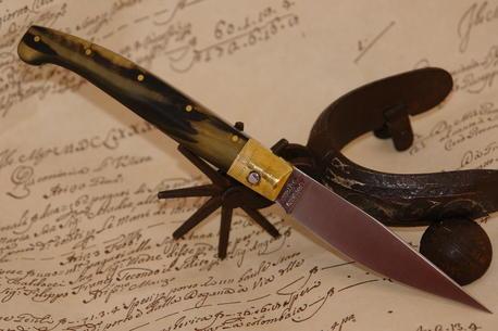 typisch sardische Messer