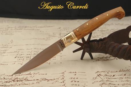 Resolza pattada cm 10 in ginepro Augusto Curreli