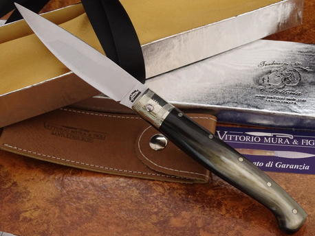 Sardisches Hirtenmesser Vittorio Mura cm 10