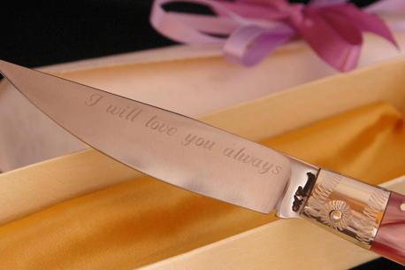 Pink Pocket Knife for Women