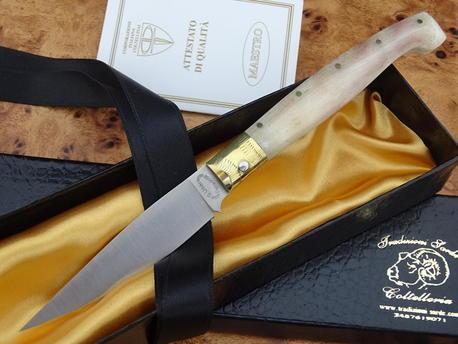 Pattada 9 cm typisch sardische Messer